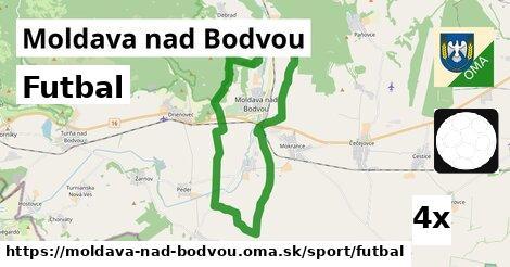 Futbal, Moldava nad Bodvou
