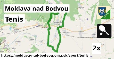 Tenis, Moldava nad Bodvou