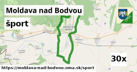 šport v Moldava nad Bodvou