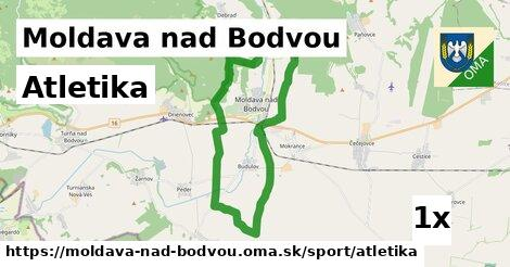 atletika v Moldava nad Bodvou
