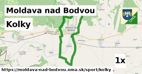 kolky v Moldava nad Bodvou