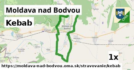 Kebab, Moldava nad Bodvou