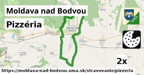 Pizzéria, Moldava nad Bodvou