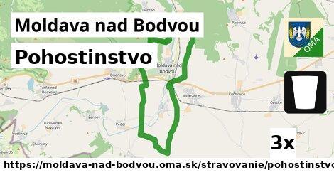 Pohostinstvo, Moldava nad Bodvou