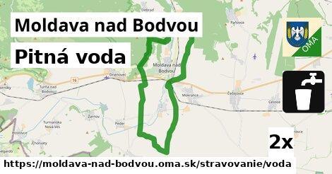 Pitná voda, Moldava nad Bodvou