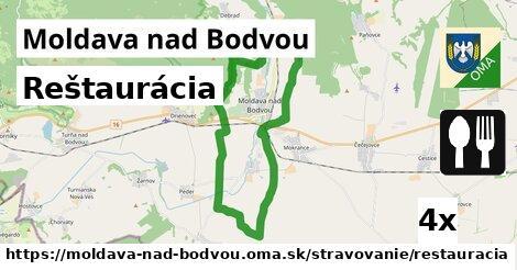 reštaurácia v Moldava nad Bodvou