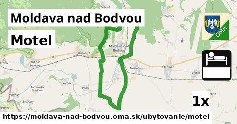 Motel, Moldava nad Bodvou