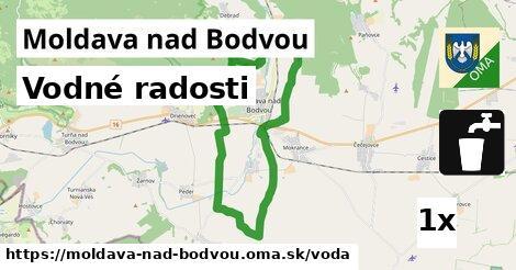 vodné radosti v Moldava nad Bodvou