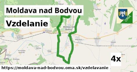 vzdelanie v Moldava nad Bodvou