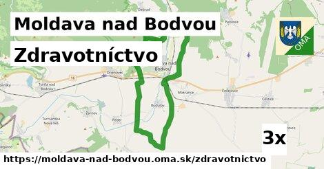 zdravotníctvo v Moldava nad Bodvou