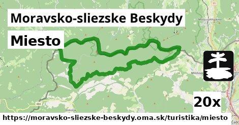 ilustračný obrázok k Miesto, Moravsko-sliezske Beskydy