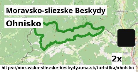 ilustračný obrázok k Ohnisko, Moravsko-sliezske Beskydy
