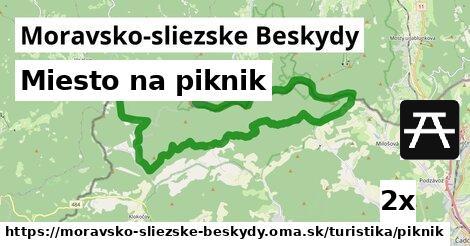 ilustračný obrázok k Miesto na piknik, Moravsko-sliezske Beskydy