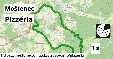 ilustračný obrázok k Pizzéria, Moštenec