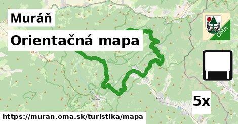 ilustračný obrázok k Orientačná mapa, Muráň