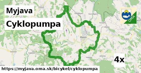 Cyklopumpa, Myjava