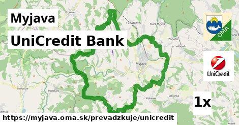 ilustračný obrázok k UniCredit Bank, Myjava