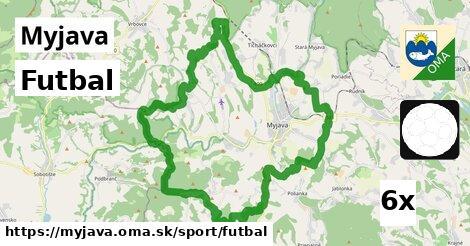 Futbal, Myjava