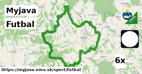 ilustračný obrázok k Futbal, Myjava