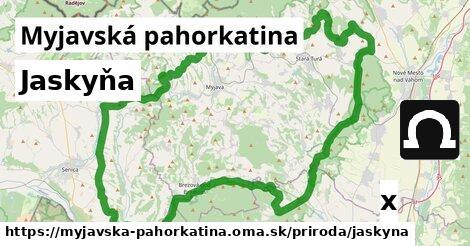 ilustračný obrázok k Jaskyňa, Myjavská pahorkatina