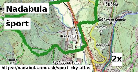 šport v Nadabula