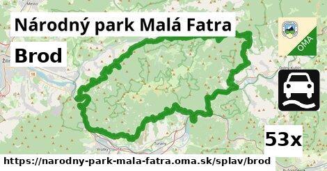 ilustračný obrázok k Brod, Národný park Malá Fatra