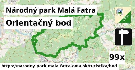 ilustračný obrázok k Orientačný bod, Národný park Malá Fatra