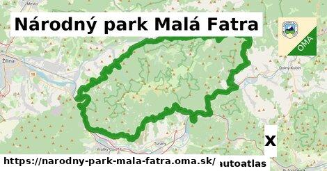 ilustračný obrázok k Strom, Národný park Malá Fatra