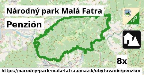 ilustračný obrázok k Penzión, Národný park Malá Fatra