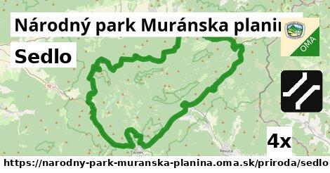 ilustračný obrázok k Sedlo, Národný park Muránska planina