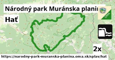 ilustračný obrázok k Hať, Národný park Muránska planina