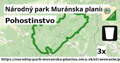 ilustračný obrázok k Pohostinstvo, Národný park Muránska planina