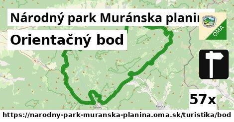 ilustračný obrázok k Orientačný bod, Národný park Muránska planina