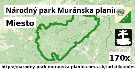 ilustračný obrázok k Miesto, Národný park Muránska planina