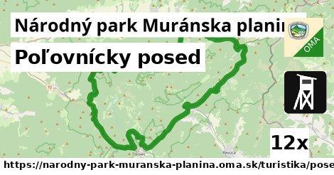 ilustračný obrázok k Poľovnícky posed, Národný park Muránska planina