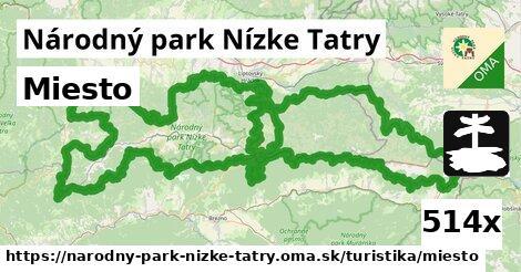 ilustračný obrázok k Miesto, Národný park Nízke Tatry
