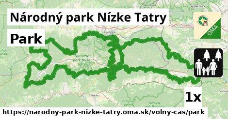 ilustračný obrázok k Park, Národný park Nízke Tatry