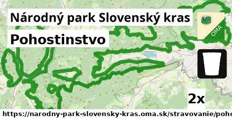 ilustračný obrázok k Pohostinstvo, Národný park Slovenský kras