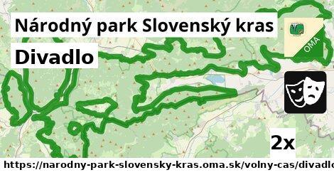 ilustračný obrázok k Divadlo, Národný park Slovenský kras
