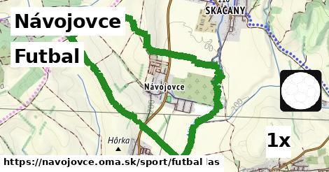 futbal v Návojovce