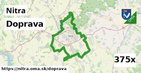 doprava v Nitra