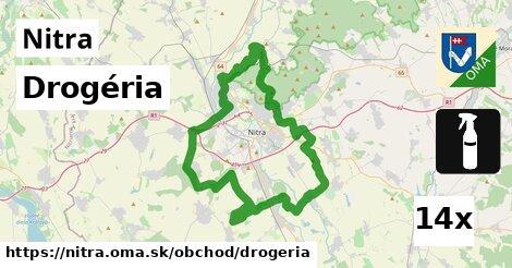 Drogéria, Nitra