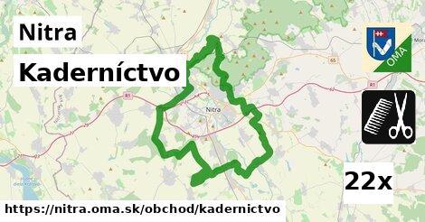 Kaderníctvo, Nitra