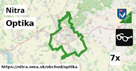 Optika, Nitra