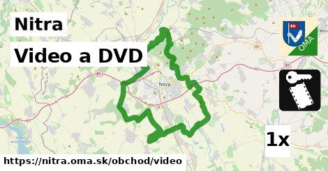 Video a DVD, Nitra