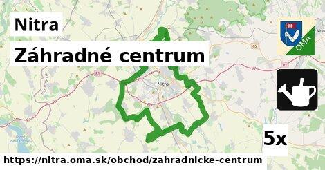 Záhradné centrum, Nitra