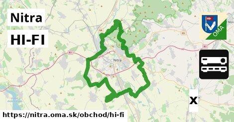 ilustračný obrázok k HI-FI, Nitra