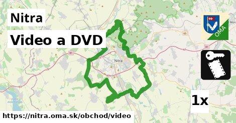 video a DVD v Nitra
