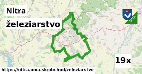 železiarstvo v Nitra