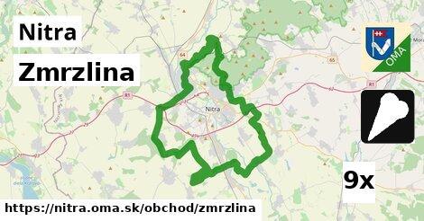 ilustračný obrázok k Zmrzlina, Nitra